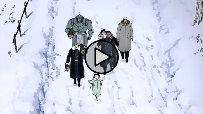 Fullmetal Alchemist episodio 43