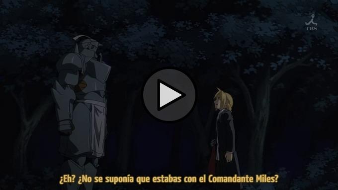 Fullmetal Alchemist episodio 47