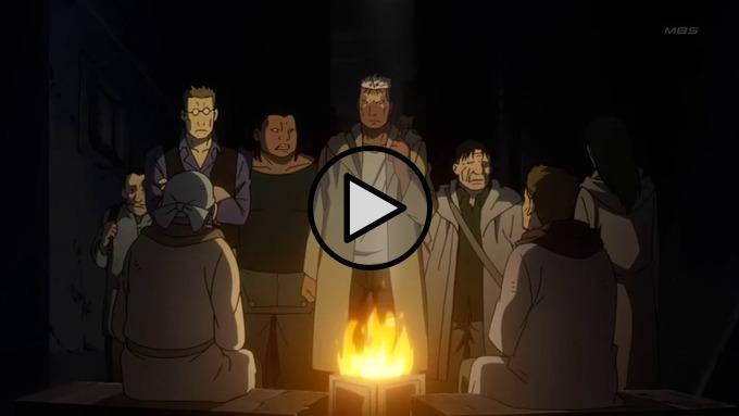 Fullmetal Alchemist episodio 49