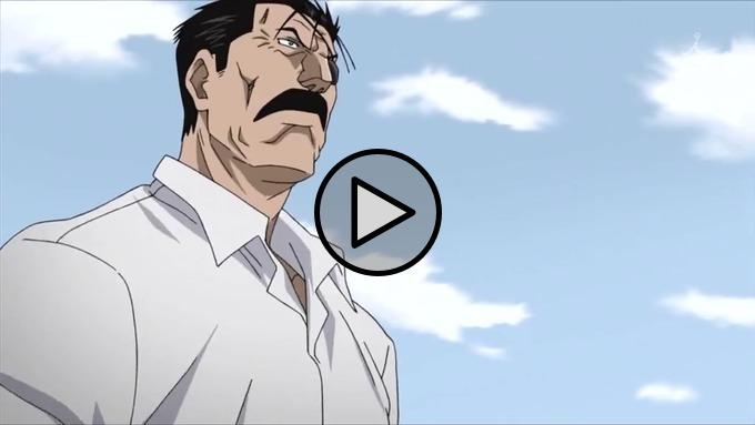 Fullmetal Alchemist, episodop 56